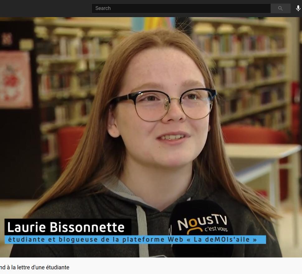 NousTV – Connecté Laurentides
