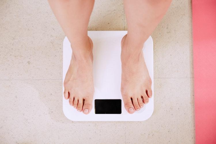Ma perte de poids