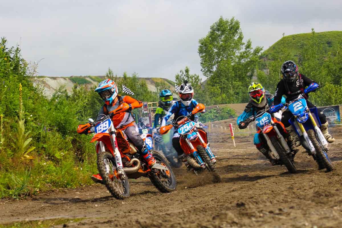 La moto, un sport pour tous!