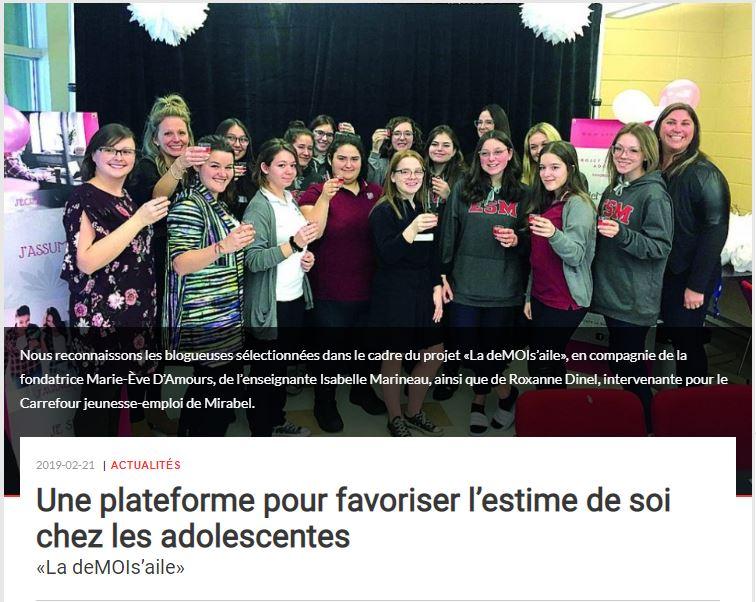 Journal L'Éveil