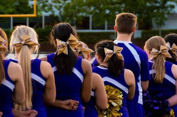 La vie de cheerleader